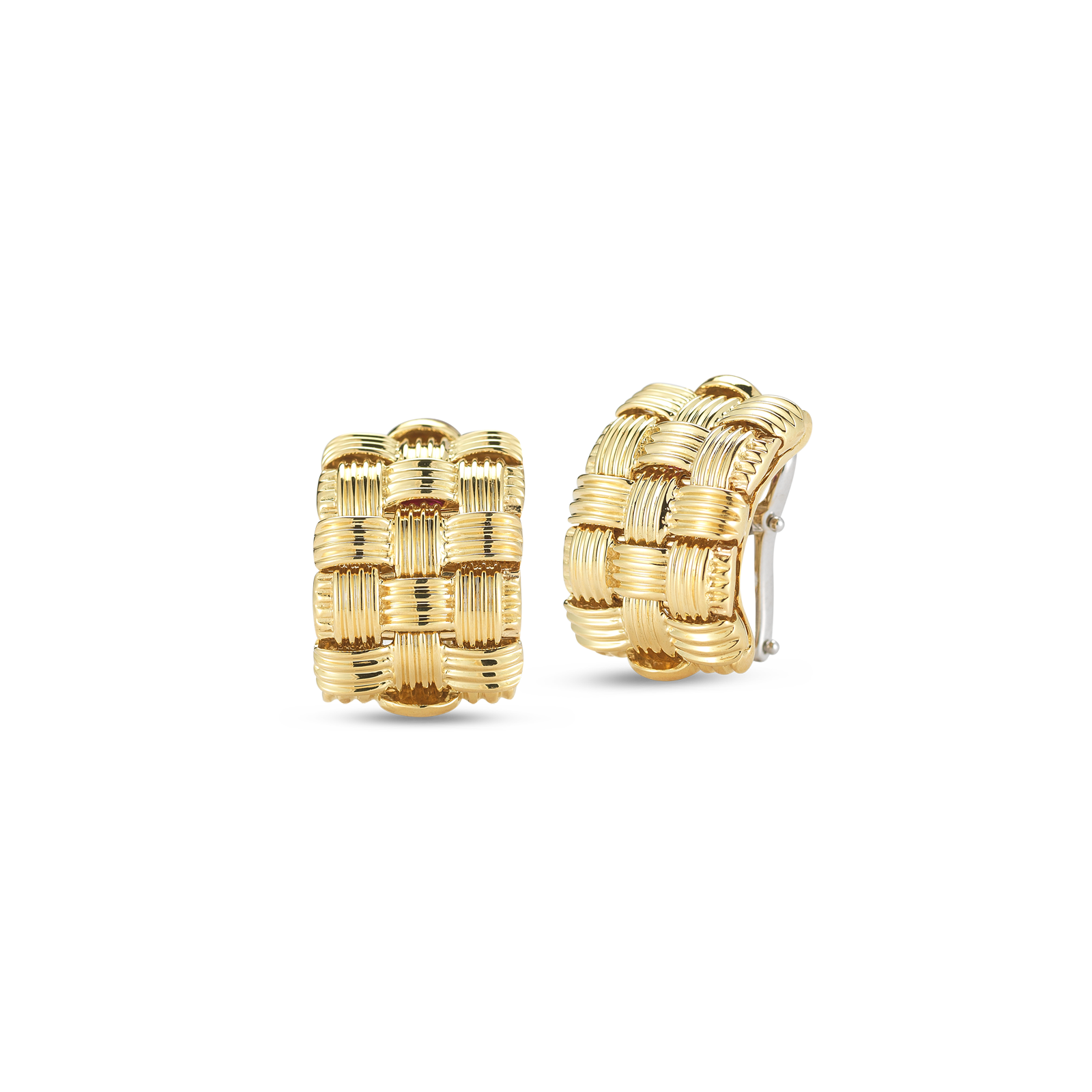 Roberto Coin Ionata 18k Yellow Gold 3 Row