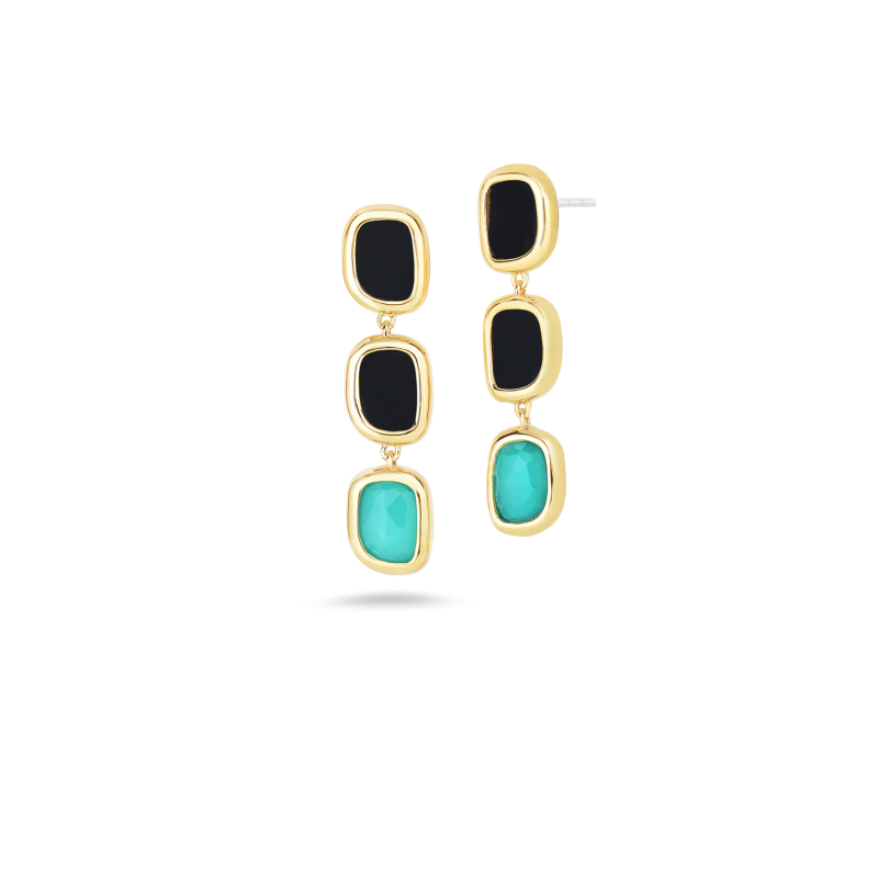Roberto-Coin-Black-Jade-18K-Yellow-Gold-Drop-Earrings-with-Black-Jade-and-Agate-8881811AYERX