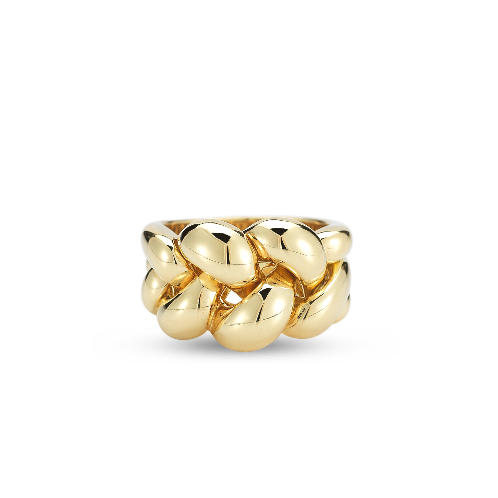 Roberto-Coin-Designer-Gold-18K-Yellow-Gold-Knot-Ring