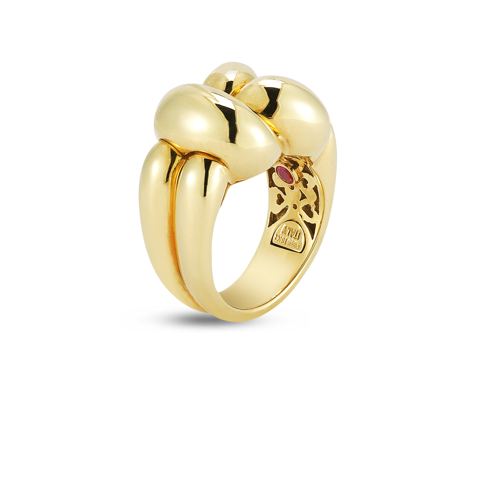 Roberto-Coin-Designer-Gold-18K-Yellow-Gold-Knot-Ring-228454AY7000_B