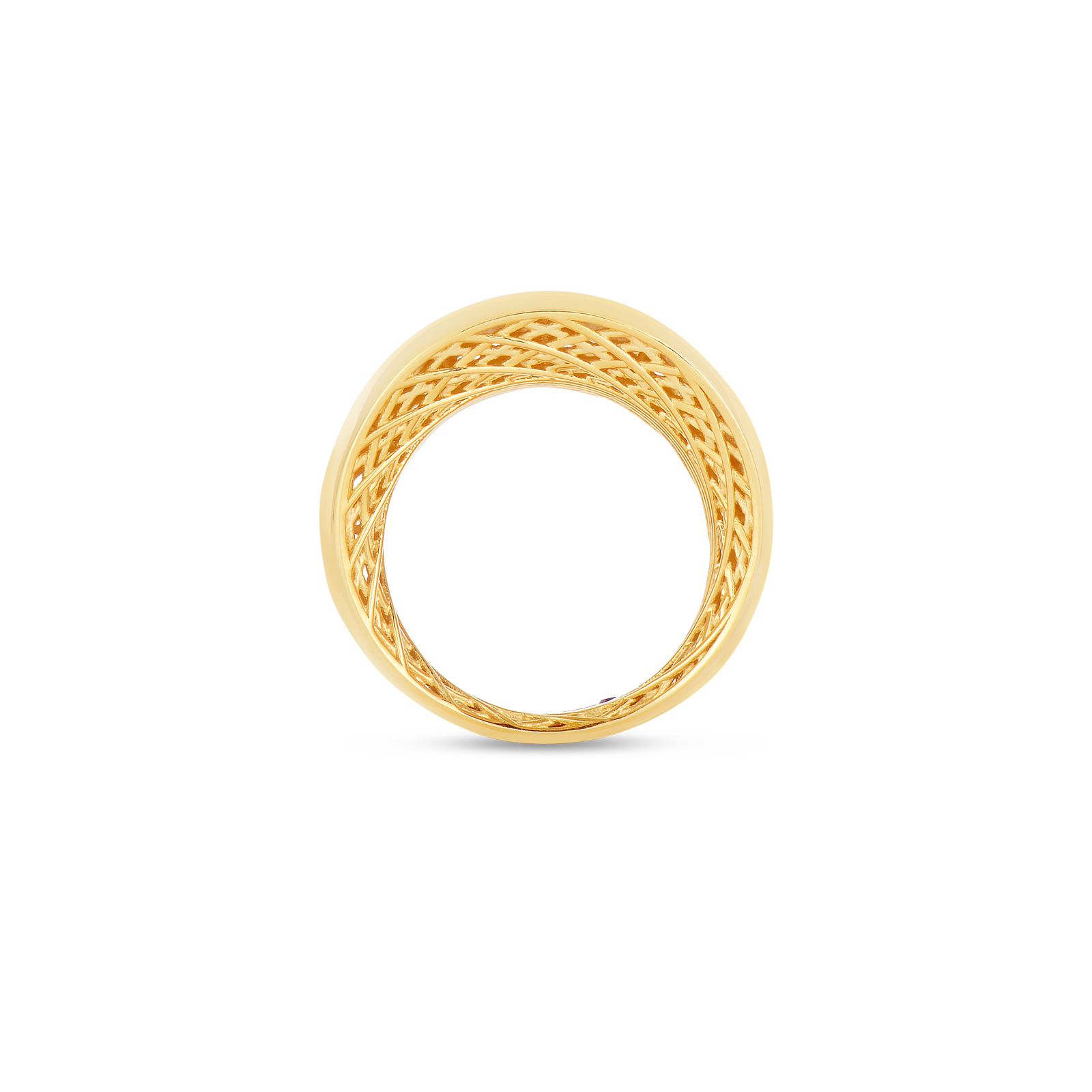 Roberto-Coin-Golden-Gate-18K-Yellow-Gold-and-18K-White-Gold-Ring-with-Diamonds-7771157AJ65X_2