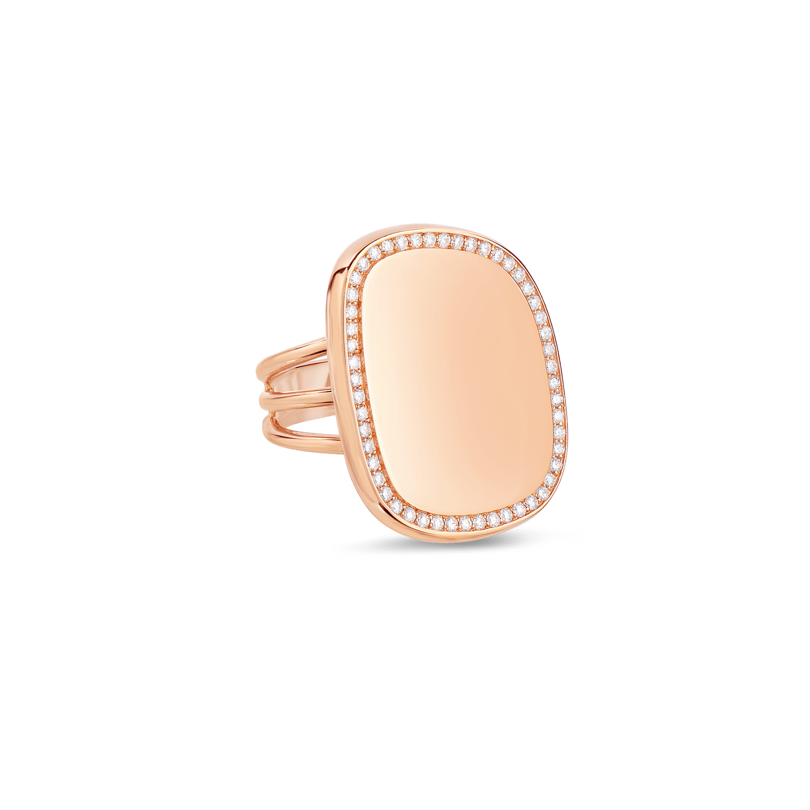 Ring With Diamonds 6.5