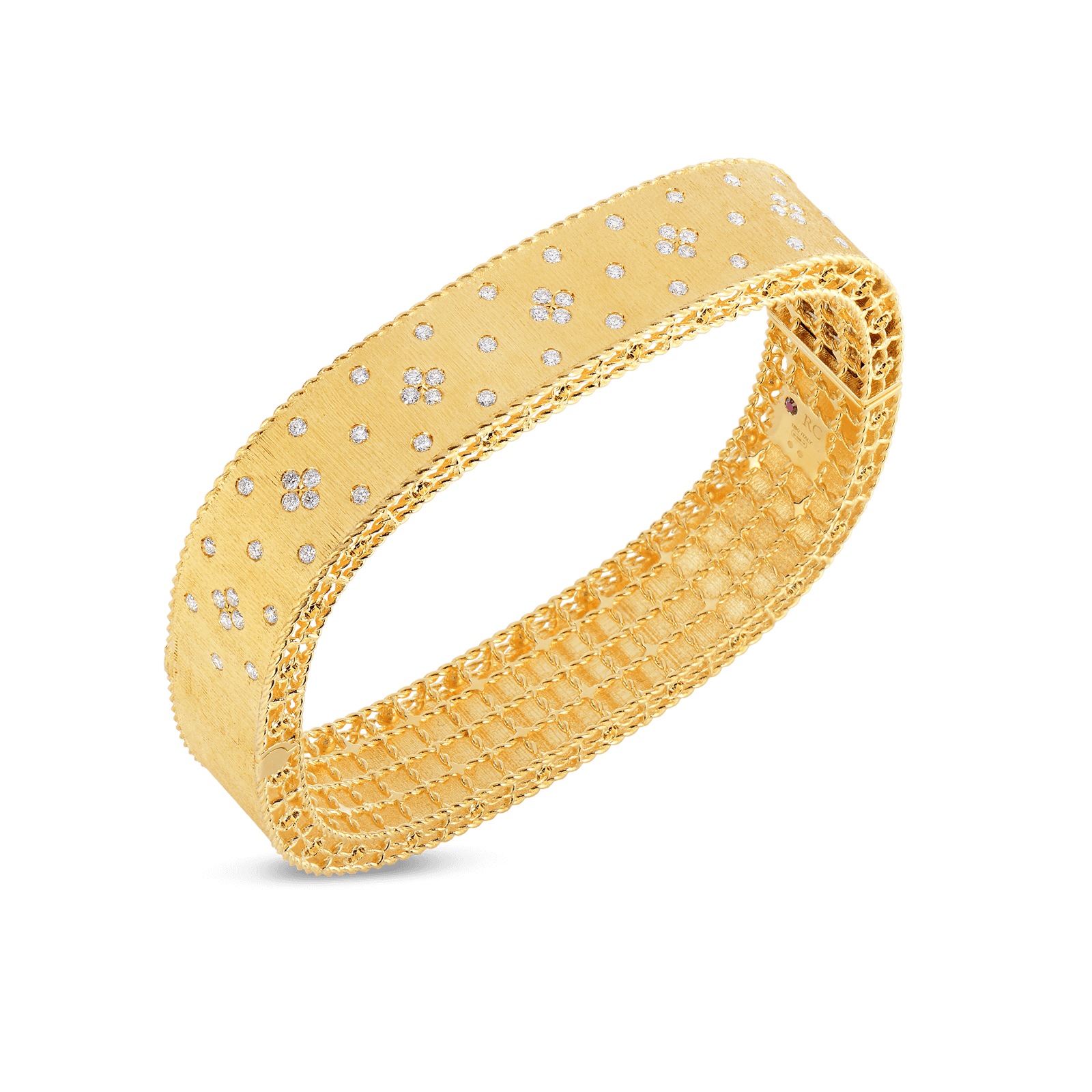 type doron by designed direct vahan bangle product bangles alwand diamond yellow bracelet gold