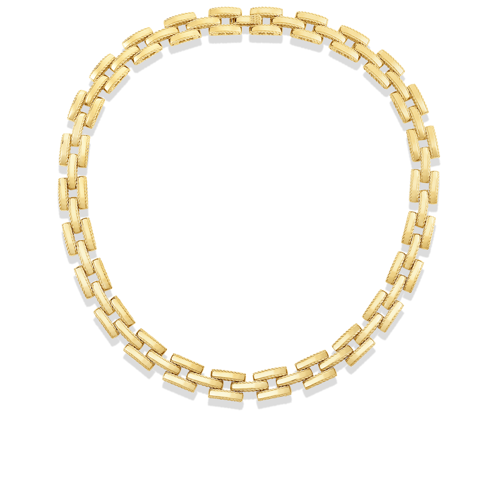 Roberto-Coin-18k-yellow-gold-Retro-Link-Collar-7771394AYCH0alt